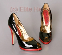 High Heels Exclusive | Pumps | Heels -  Bernie Dexter Edition Peep Toes
