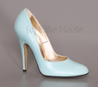 High Heels Exclusive | Pumps | Heels -  PU-dg-bl Baby Blue Stiletto High Heels