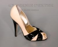 High Heels Exclusive | Pumps | Heels - Bernie Dexter Oscar Peep Toes